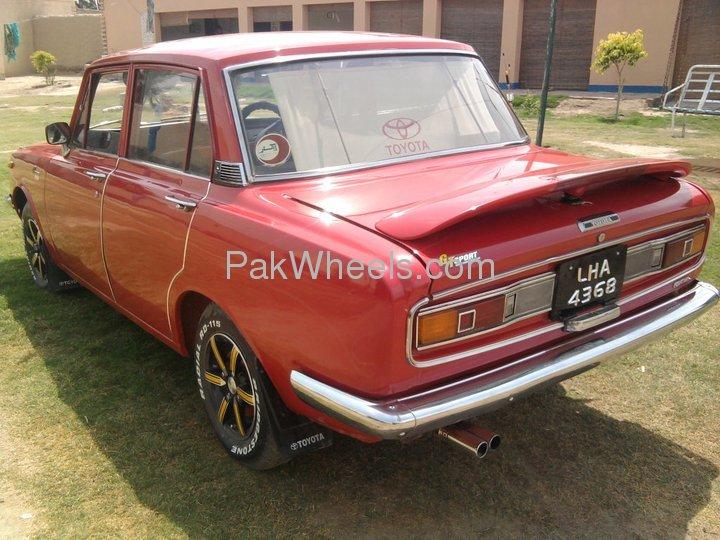 Toyota Corona 1968 Image-2