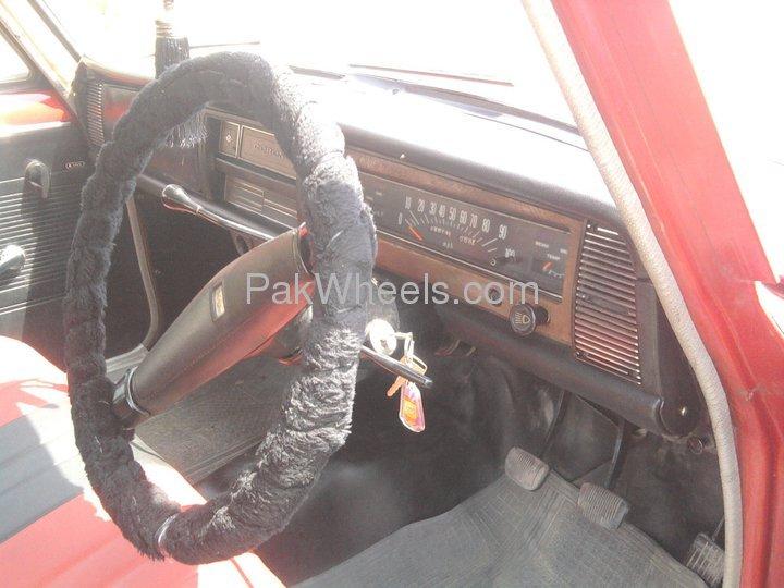 Toyota Corona 1968 Image-4