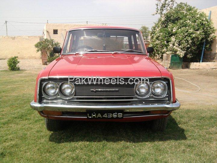 Toyota Corona 1968 Image-5
