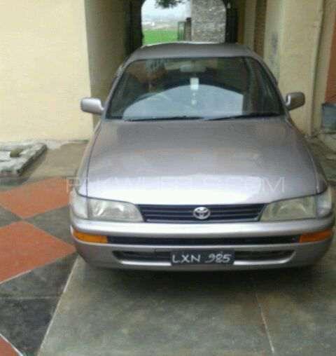 2000 Toyota Corolla For Sale: Toyota Corolla XE 2000 For Sale In Rawalpindi