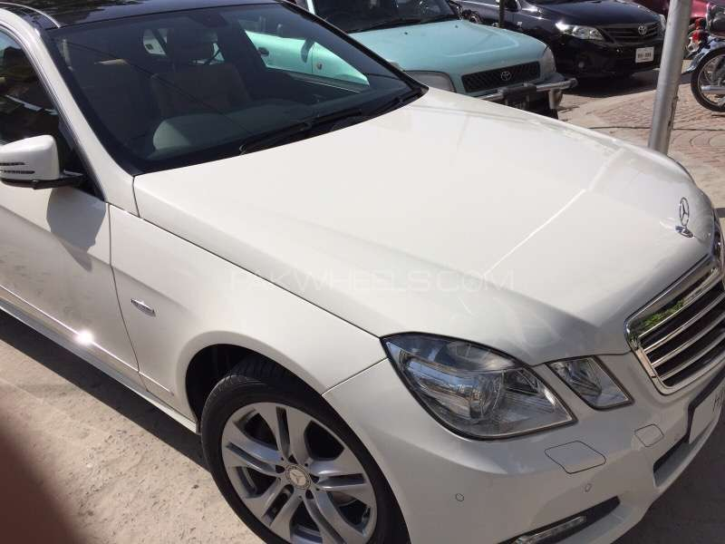 Mercedes benz e series 2010 for sale in islamabad pakwheels for Mercedes benz e series for sale