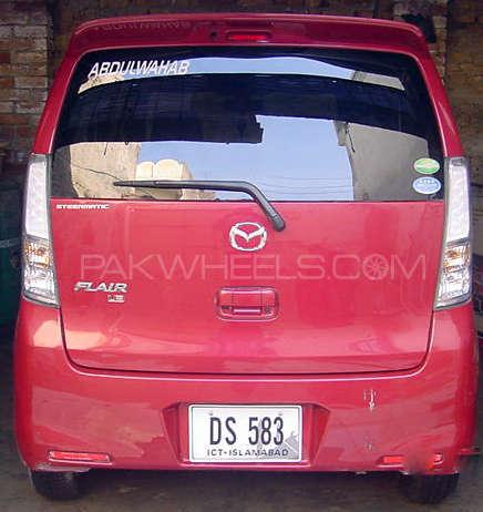 Mazda Flair Custom Style XS 2012 Image-4