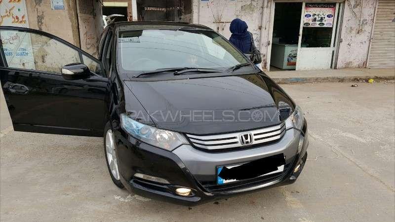 Honda Insight HDD Navi Special Edition 2012 Image-1