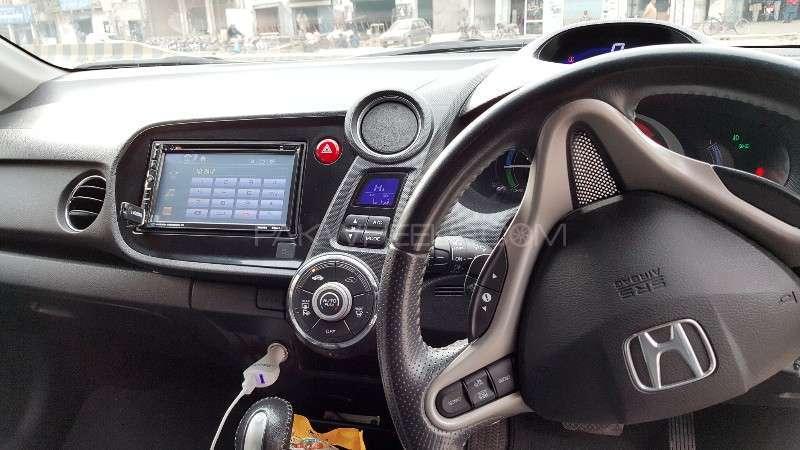 Honda Insight HDD Navi Special Edition 2012 Image-3
