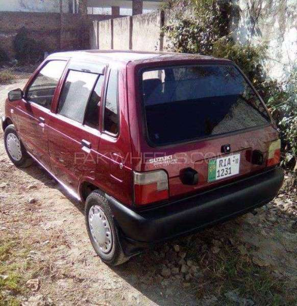Suzuki Mehran VXR 2010 Image-6