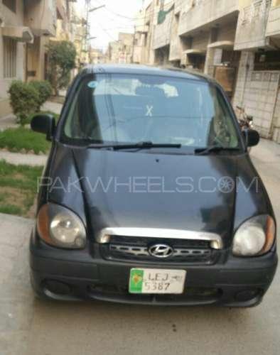 Hyundai Santro Prime GV 2007 Image-1