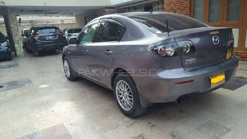 Mazda Axela 15C NAVI EDITION 2007 Image-6