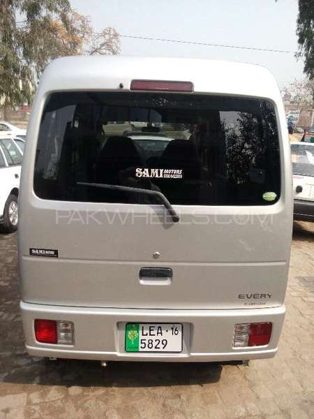 Suzuki Every GA 2011 Image-3
