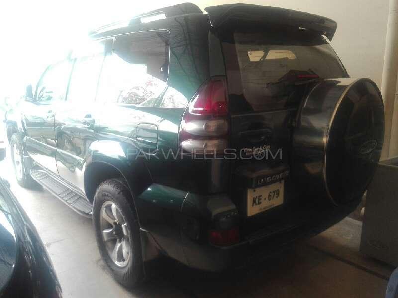 Toyota Prado 2002 Image-3