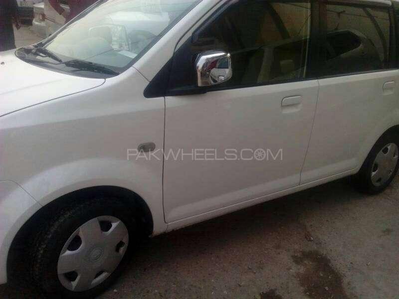 Mitsubishi Ek Wagon MX 2012 Image-6