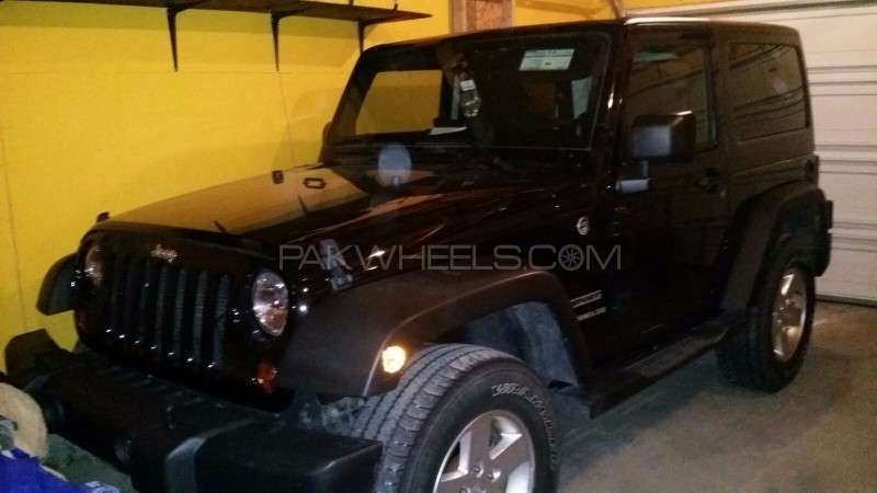 used jeep wrangler sports 2012 car for sale in islamabad