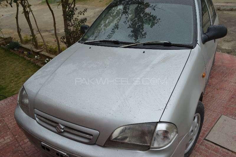 Suzuki Cultus VX 2004 Image-1