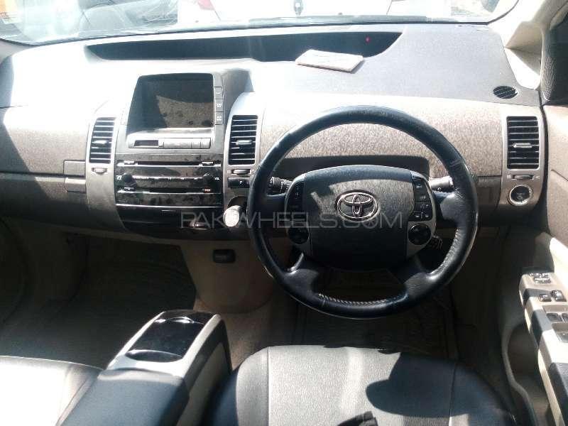 Toyota Prius G Touring Selection 1.5 2007 Image-6