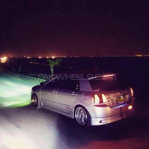 Toyota Run X: Toyota Runx 2003 For Sale In Karachi
