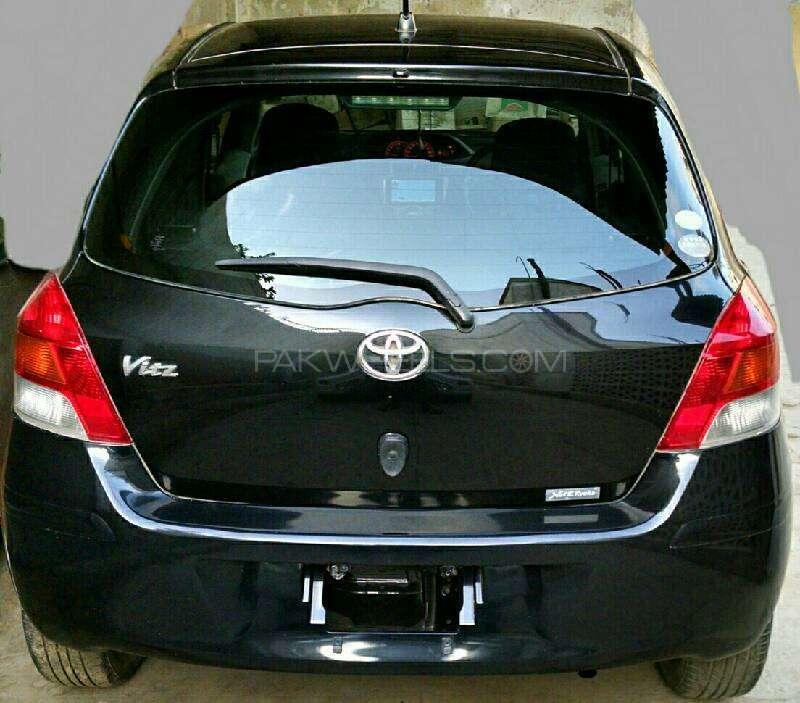 Toyota Vitz U 1.0 2007 Image-1