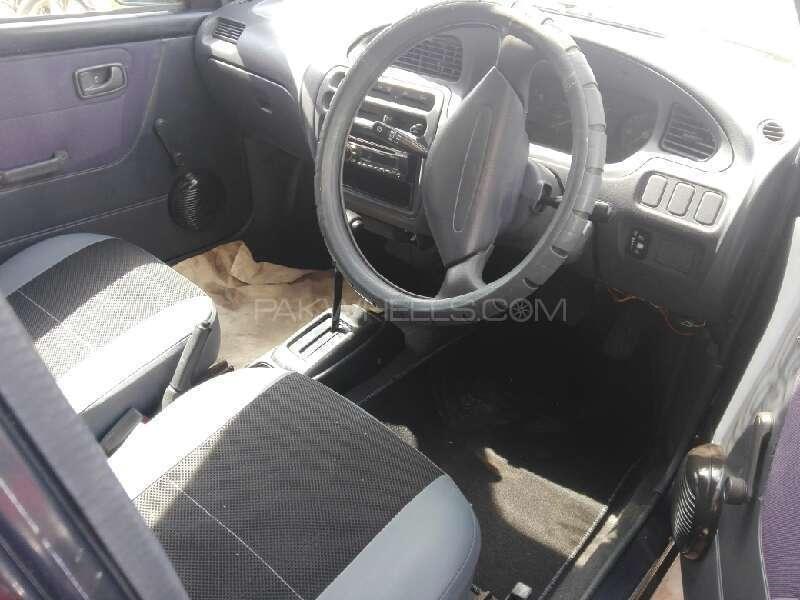 Daihatsu Cuore CX Automatic 2006 Image-3