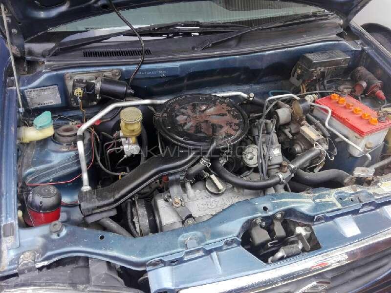 Suzuki Alto VX (CNG) 2006 Image-6
