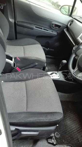 Toyota Vitz 2012 Image-2