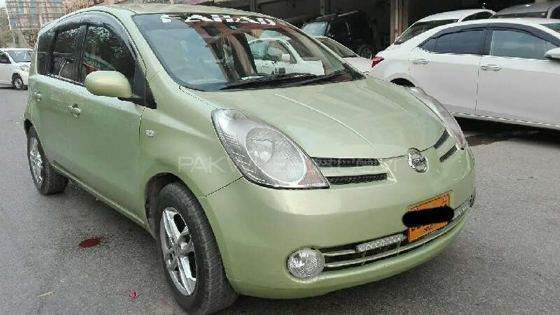 Nissan Note 2007 Image-1