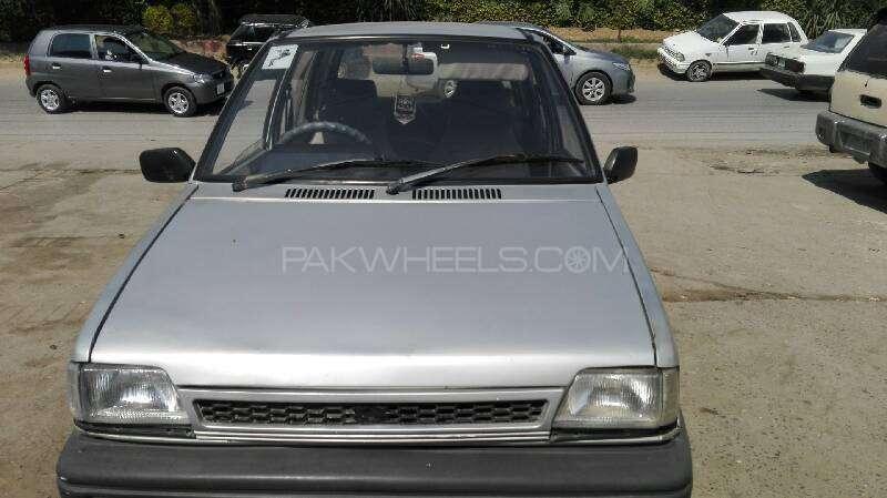Suzuki Mehran VX (CNG) 2004 Image-3
