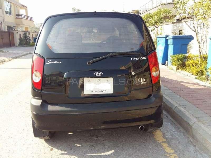 Hyundai Santro Club GV 2014 Image-3