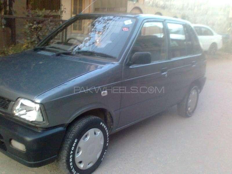 Suzuki Mehran VX (CNG) 2011 Image-3