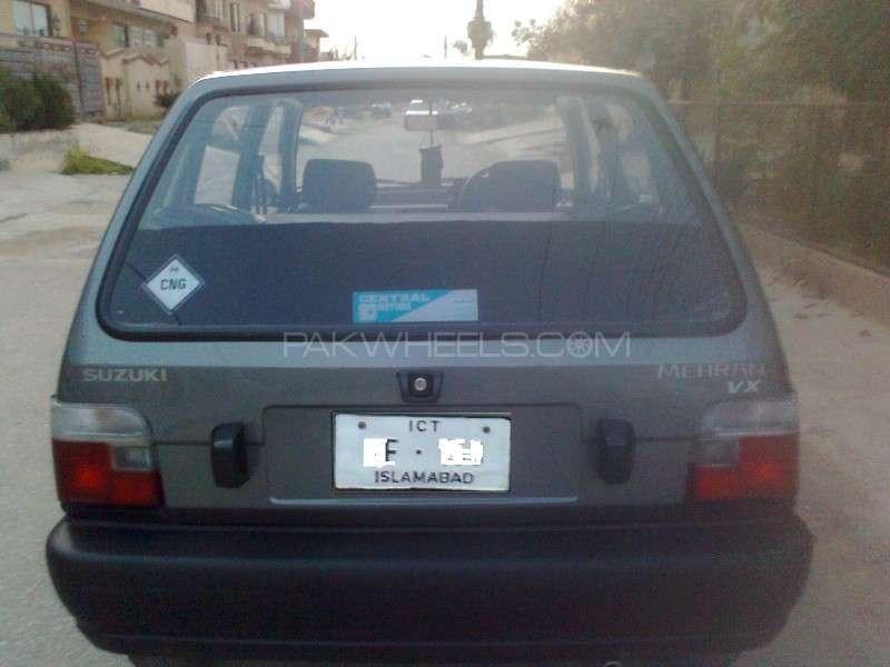 Suzuki Mehran VX (CNG) 2011 Image-6
