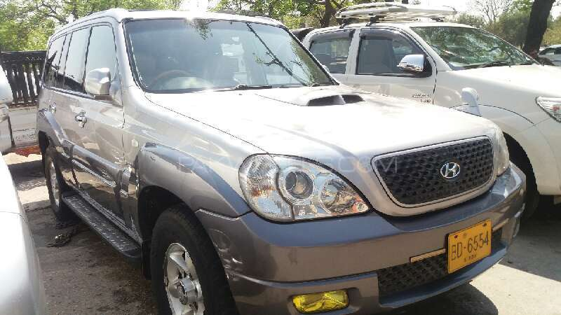 hyundai terracan 2007 for sale in islamabad pakwheels. Black Bedroom Furniture Sets. Home Design Ideas
