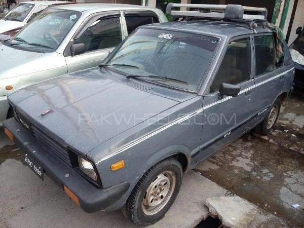 Suzuki FX GA 1988 Image-2