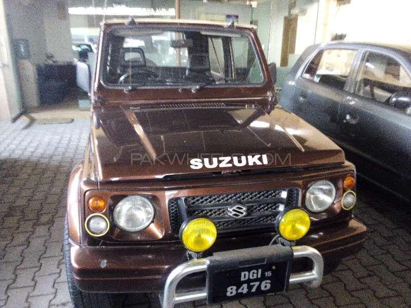 Suzuki Jimny JLDX 1984 Image-1