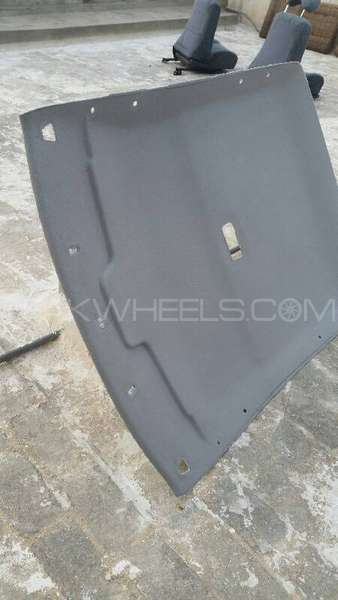 Toyota Indus Super Saloon 1994 Model Roof Poshes For Sell Image-1