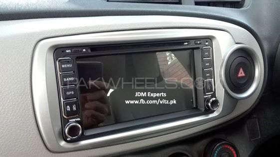 Android Unit Toyota Vitz GPS Navigation Image-1
