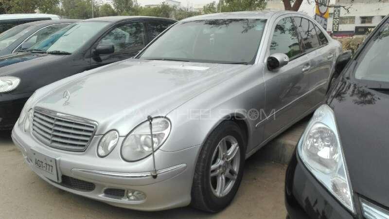 Mercedes Benz E Class E240 2006 Image-3