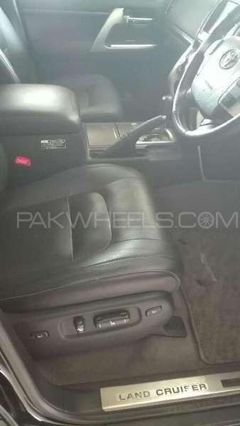 Toyota Land Cruiser ZX 2012 Image-5
