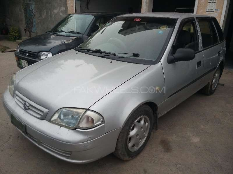 Suzuki Cultus VXR (CNG) 2006 Image-3