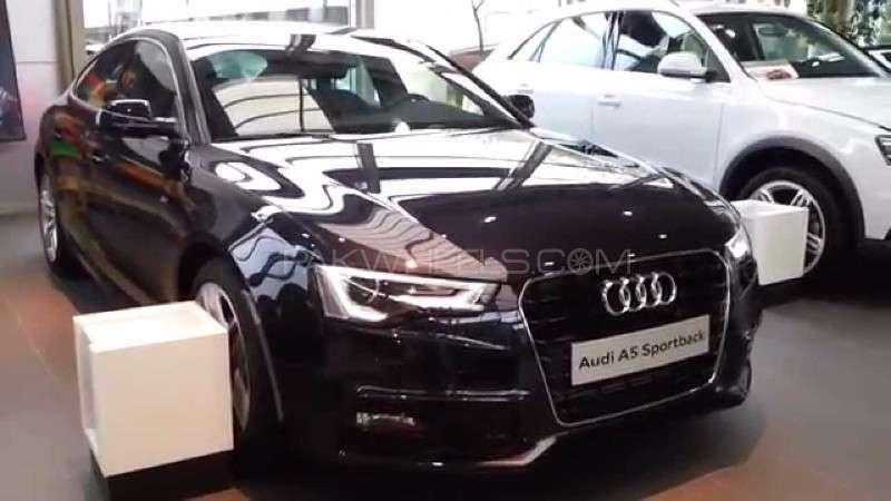 Audi A5 1.8 TFSI 2013 Image-6
