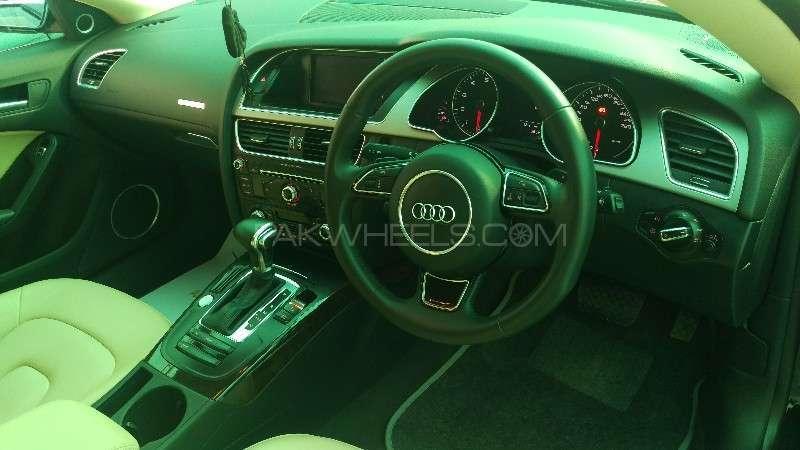 Audi A5 1.8 TFSI 2013 Image-10