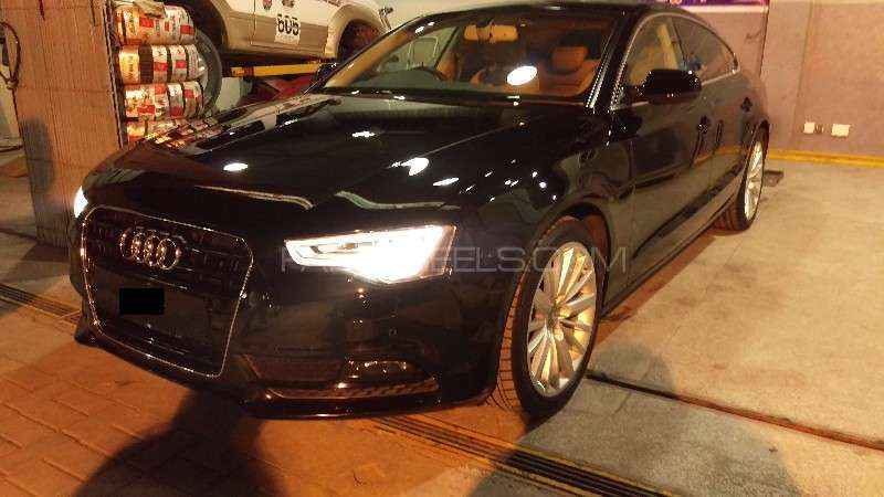 Audi A5 1.8 TFSI 2015 Image-5
