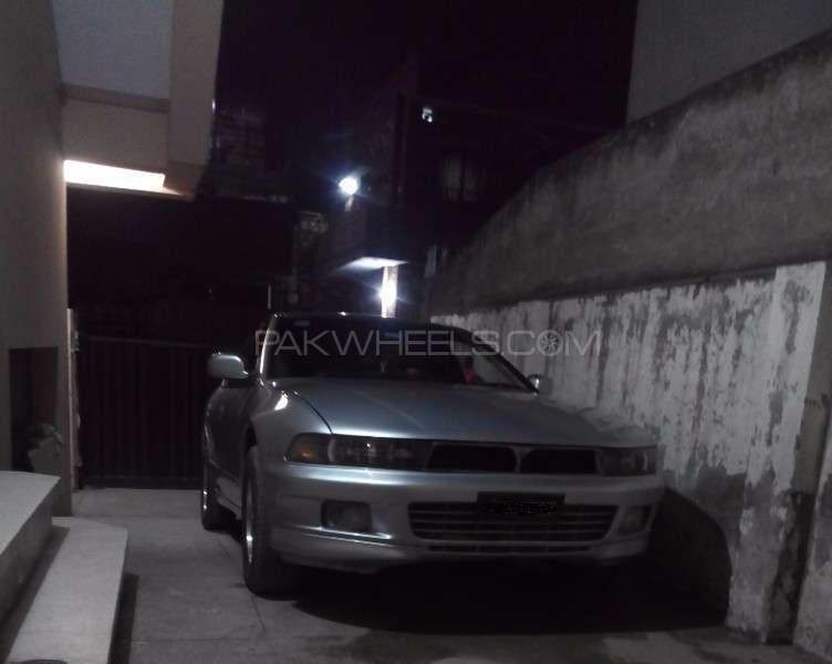 Mitsubishi Galant 1.8 VX 1999 Image-3
