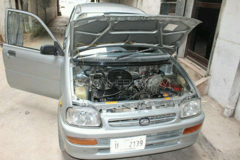 Daihatsu Cuore CX Eco 2006 Image-5