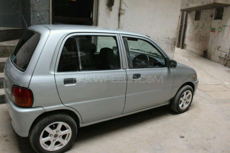 Daihatsu Cuore CX Eco 2006 Image-6