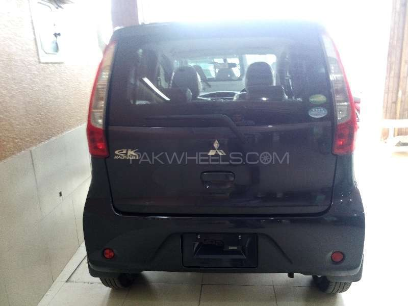 Mitsubishi Ek Wagon G 2013 Image-2