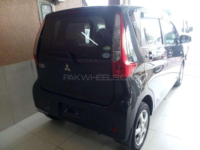 Mitsubishi Ek Wagon G 2013 Image-3