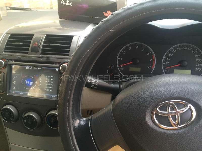 Toyota Corolla XLi VVTi 2011 Image-2