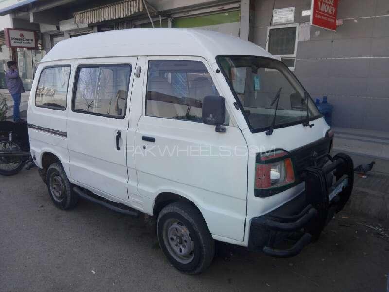 Suzuki Bolan GL 2011 Image-2