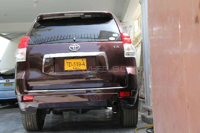 Toyota Prado TX 4.0 2010 Image-3