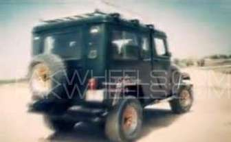 Jeep Cj 7 CJ-7 1980 Image-2