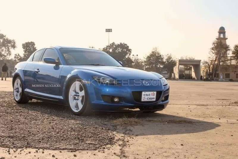 2005 Rx8 Koni Challenge Race Car For Sale: Mazda RX8 2005 For Sale In Lahore