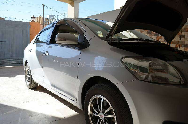 Toyota Belta X Business A Package 1.0 2008 Image-5