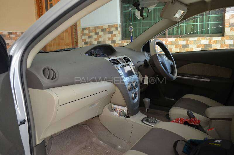 Toyota Belta X Business A Package 1.0 2008 Image-4
